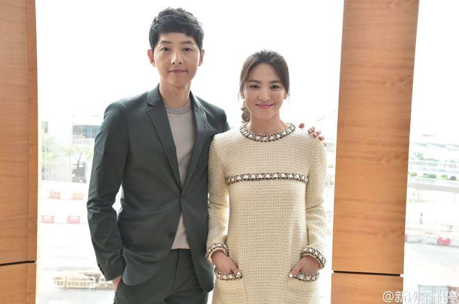 Mê mệt phong cách cặp tình chị duyên em Song Hye Kyo - Song Joong Ki - 2