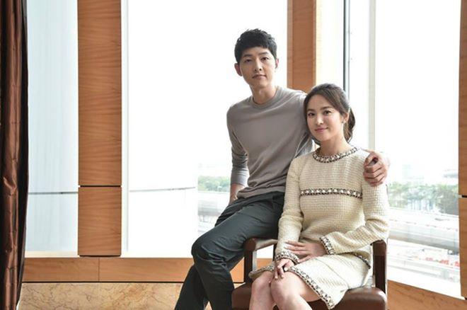 Mê mệt phong cách cặp tình chị duyên em Song Hye Kyo - Song Joong Ki - 3