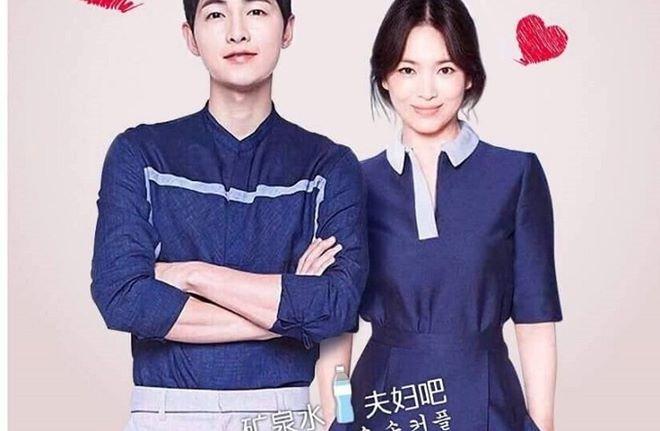 Mê mệt phong cách cặp tình chị duyên em Song Hye Kyo - Song Joong Ki - 7