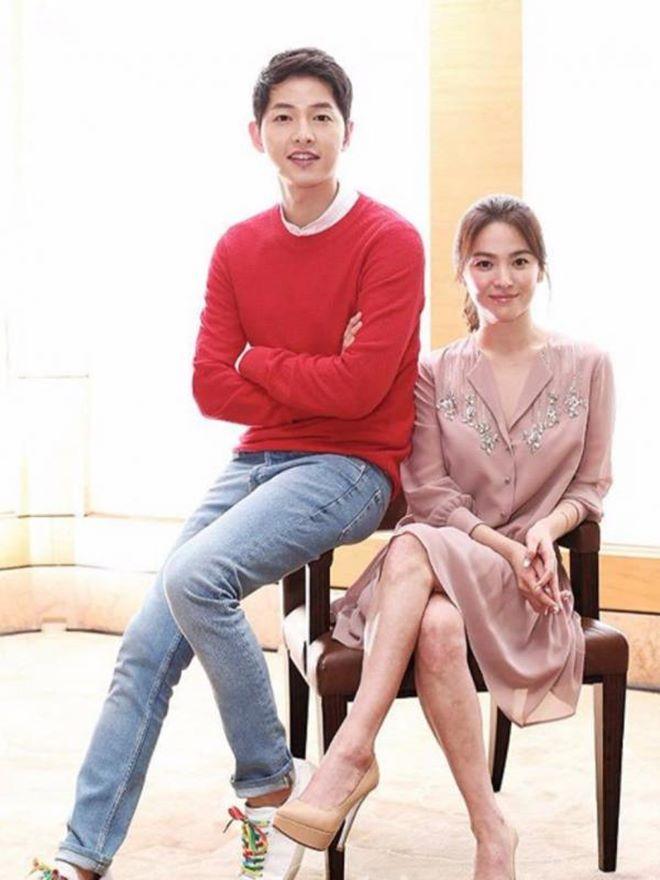 Mê mệt phong cách cặp tình chị duyên em Song Hye Kyo - Song Joong Ki - 5