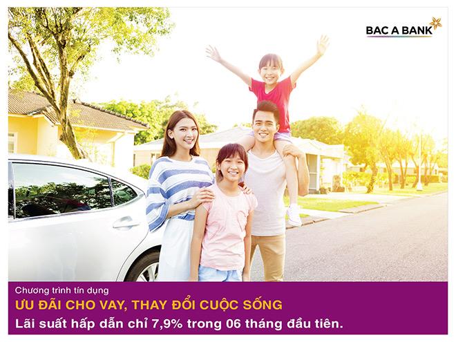 Nâng cao chất lượng sống với chương trình tín dụng ưu đãi của BAC A BANK - 1