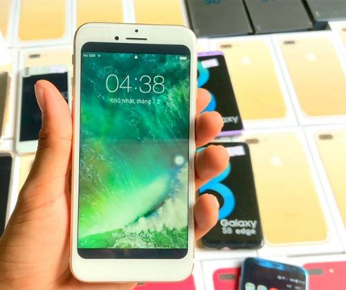 SỐC: iPhone 8 giả đã về Việt Nam, giá 2,5 triệu đồng - 2