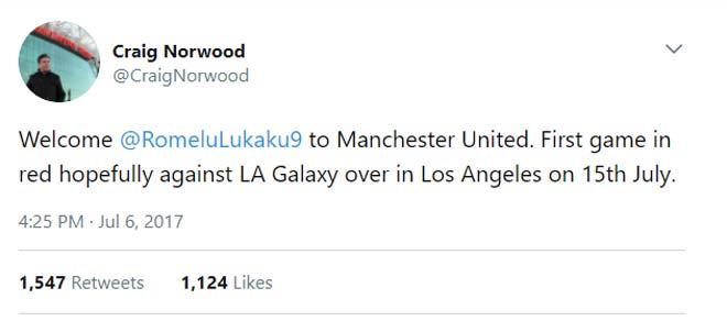 """""""Bom tấn"""" đổ bộ MU: Lukaku sắp ra mắt, chốt giá 75 triệu bảng - 2"""