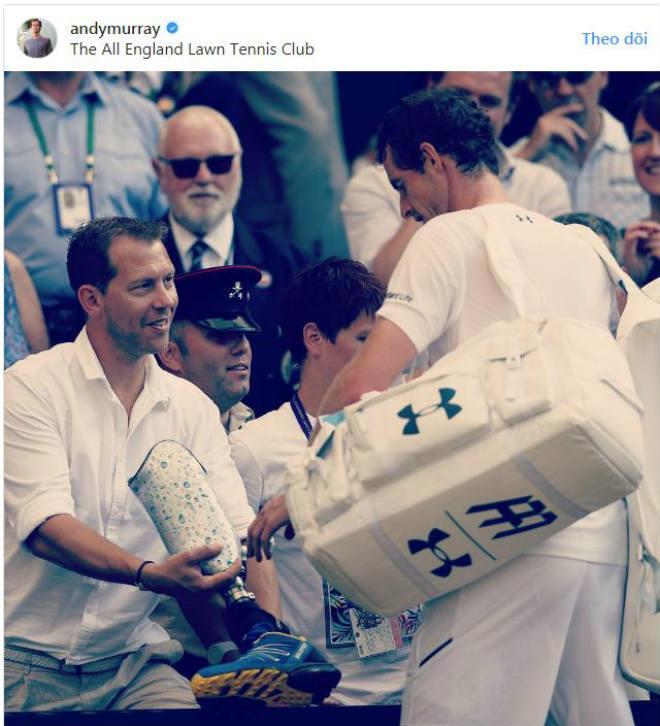 Tin nóng Wimbledon ngày 4: Ném tiền vào trọng tài, sắp ăn trái đắng - 2