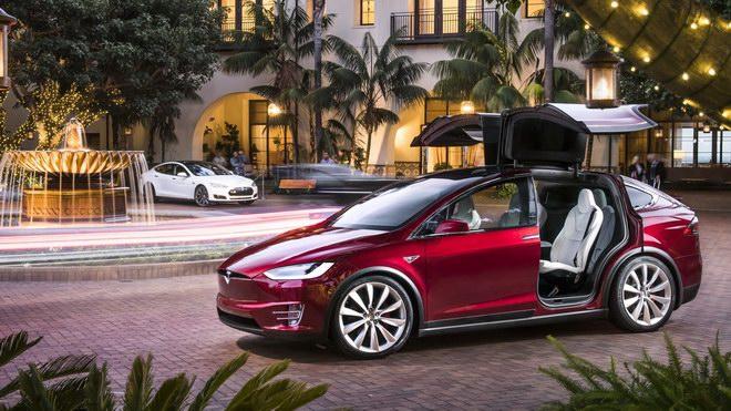 Tesla Model S và Model X 2018 được cải tiến triệt để - 2