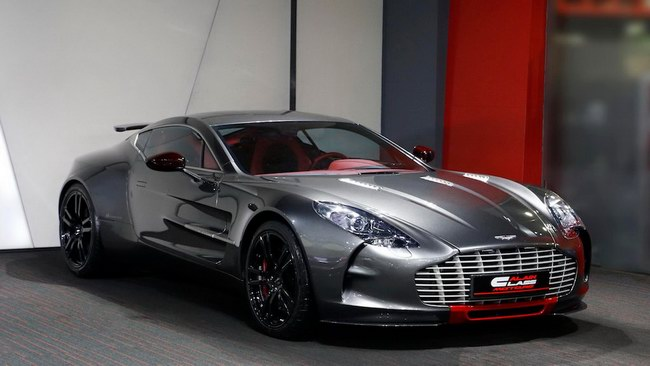 Aston Martin One 77 Q-Series: Siêu phẩm 68 tỷ đồng - 1