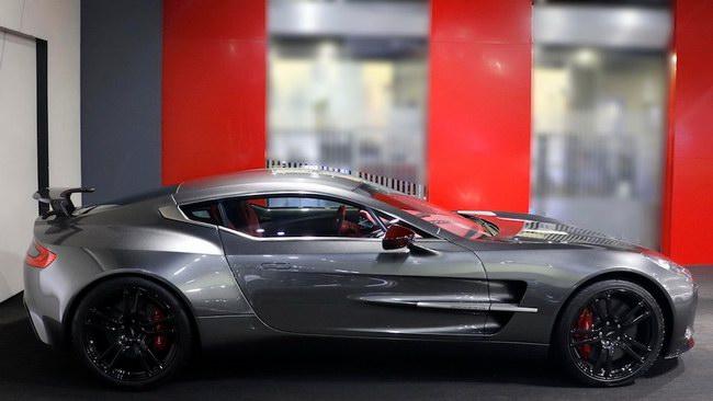 Aston Martin One 77 Q-Series: Siêu phẩm 68 tỷ đồng - 3