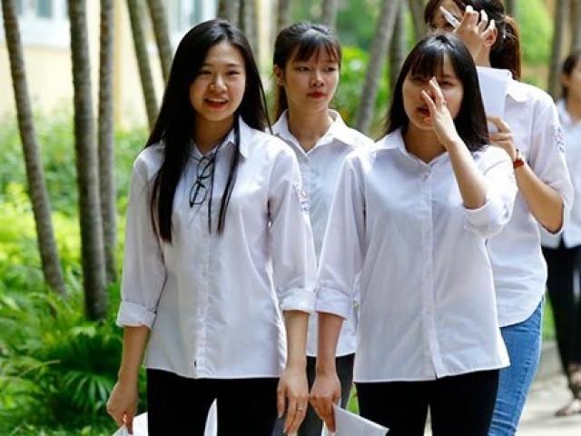 Thứ trưởng Bùi Văn Ga nói gì về gần 4.000 điểm 10 thi THPT