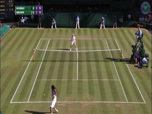 Hot Shot Wimbledon: