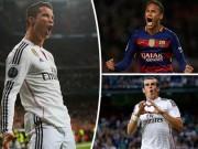 Bóng đá - Khi tương lai Ronaldo, Neymar, Bale trong tay nhà cái