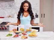 Vì sao cựu thành viên Spice Girls ăn nhiều mà không béo?