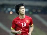 """Bóng đá - U23 Việt Nam: Công Phượng dễ dự bị cho """"đàn em"""" chơi đa năng hơn"""