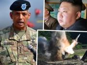Thế giới - Tướng 4 sao Mỹ nói chờ lệnh chiến tranh với Triều Tiên