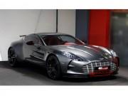 Aston Martin One 77 Q-Series: Siêu phẩm 68 tỷ đồng