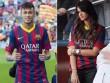 """Vừa cầu hôn hot girl danh thủ Neymar đã """"nghỉ chơi"""" để cặp siêu mẫu cá tính"""