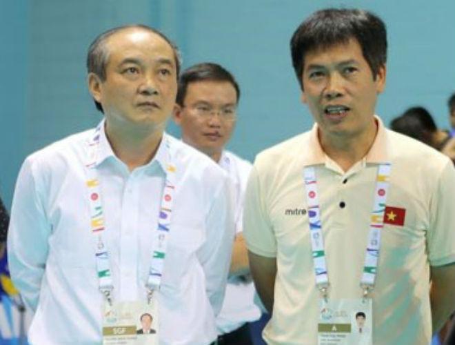 Bộ trưởng yêu cầu tái cơ cấu lãnh đạo đoàn Việt Nam dự SEA Games 2017 - 1