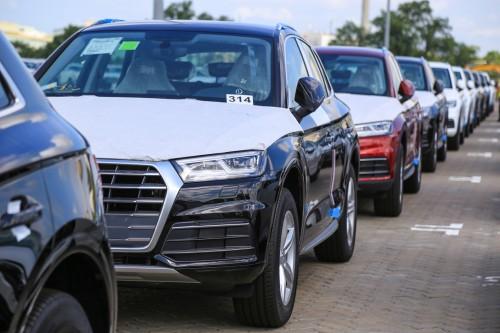 Audi Q5 APEC 2017 vừa cập bến thị trường Việt có gì đặc biệt? - 2