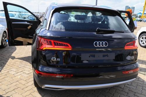 Audi Q5 APEC 2017 vừa cập bến thị trường Việt có gì đặc biệt? - 3