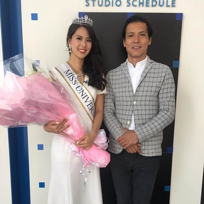 Hoa hậu Hoàn vũ Nhật Bản 2017 bị ghẻ lạnh? - 3