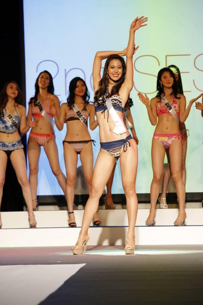 Hoa hậu Hoàn vũ Nhật Bản 2017 bị ghẻ lạnh? - 6