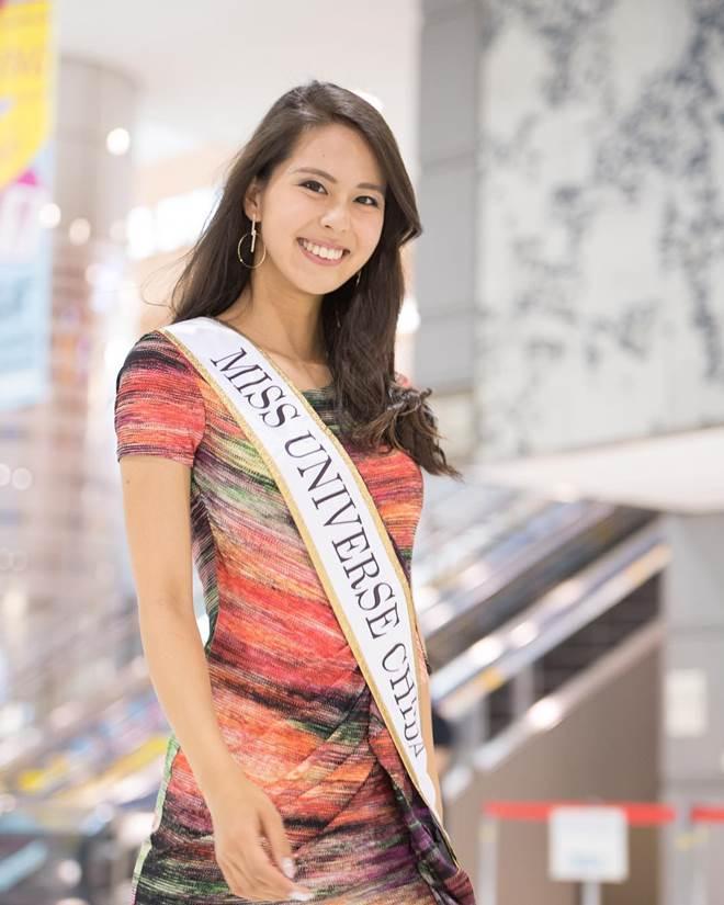 Hoa hậu Hoàn vũ Nhật Bản 2017 bị ghẻ lạnh? - 7