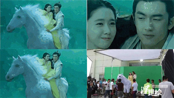 """Phim Trung Quốc """"lừa"""" khán giả ngoạn mục trong cảnh hành động - 16"""