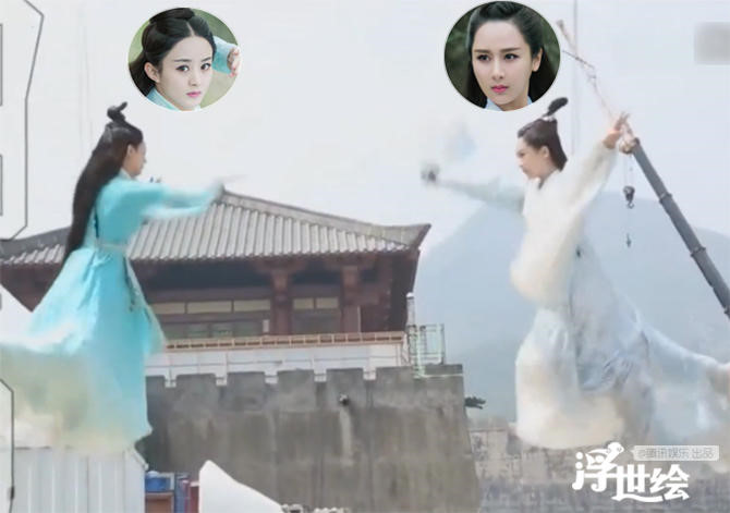 """Phim Trung Quốc """"lừa"""" khán giả ngoạn mục trong cảnh hành động - 21"""