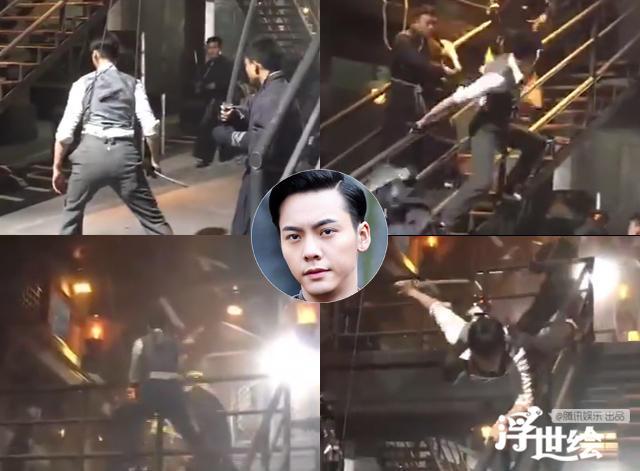 """Phim Trung Quốc """"lừa"""" khán giả ngoạn mục trong cảnh hành động - 20"""