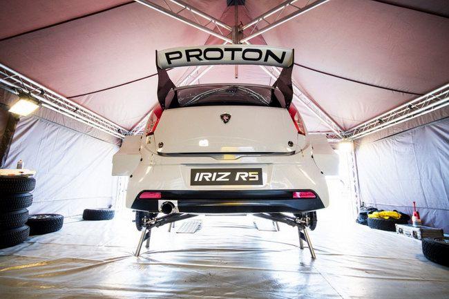 Xe đua Đông Nam Á Proton Iriz R5 góp mặt ở lễ hội siêu xe - 3