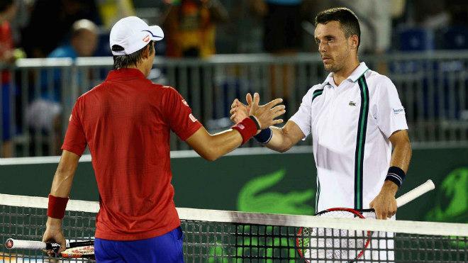 Wimbledon ngày 5: Ostapenko vững tiến, Tsonga sắp thua - 10