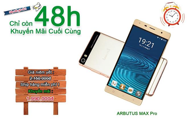 """""""48 giờ cuối"""" để mua smartphone giá chưa đến 2 triệu đồng - 1"""
