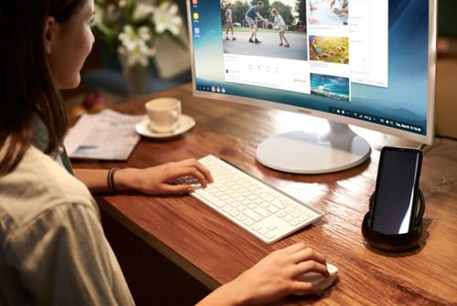 Trên tay Samsung DeX biến Galaxy S8 thành máy tính để bàn - 11