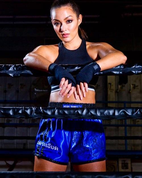 Nữ võ sỹ bật mí sức mạnh chiến thắng là nhờ... đàn ông - 3