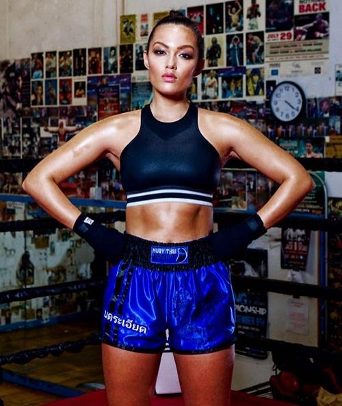 Nữ võ sỹ bật mí sức mạnh chiến thắng là nhờ... đàn ông - 4