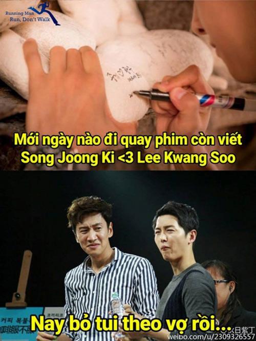 Ảnh chế Song Hye Kyo - Song Joong Ki: Nạn nhân là bạn thân - 5