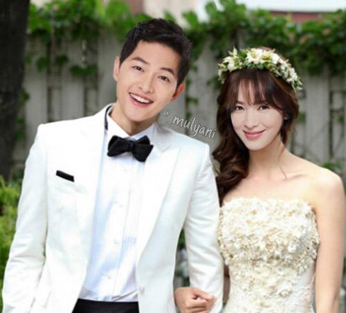 Ảnh chế Song Hye Kyo - Song Joong Ki: Nạn nhân là bạn thân - 10