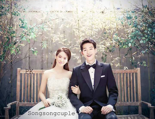Ảnh chế Song Hye Kyo - Song Joong Ki: Nạn nhân là bạn thân - 11