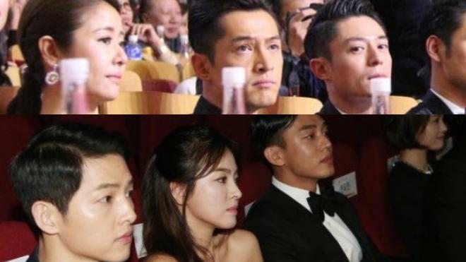 Ảnh chế Song Hye Kyo - Song Joong Ki: Nạn nhân là bạn thân - 7