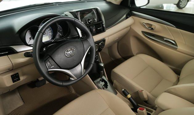 """Toyota Vios TRD - bản cao cấp nhất của """"vua"""" doanh số có gì? - 8"""