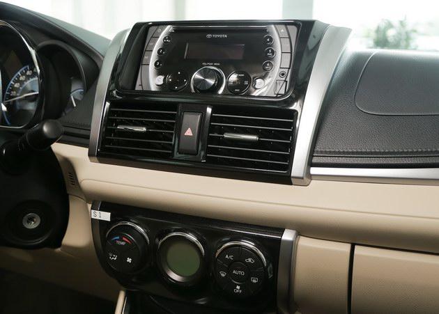 """Toyota Vios TRD - bản cao cấp nhất của """"vua"""" doanh số có gì? - 9"""