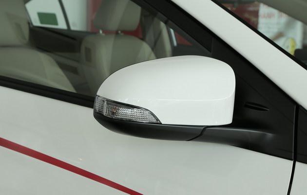 """Toyota Vios TRD - bản cao cấp nhất của """"vua"""" doanh số có gì? - 5"""