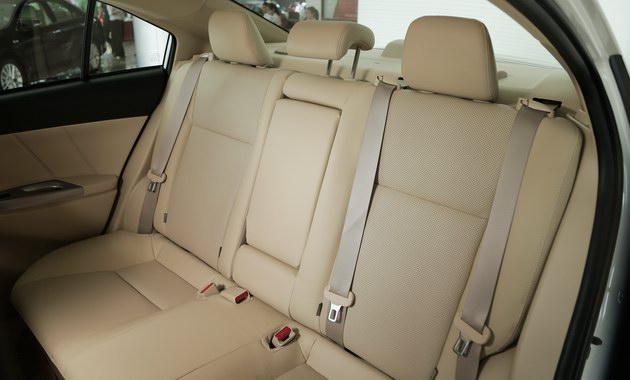 """Toyota Vios TRD - bản cao cấp nhất của """"vua"""" doanh số có gì? - 11"""