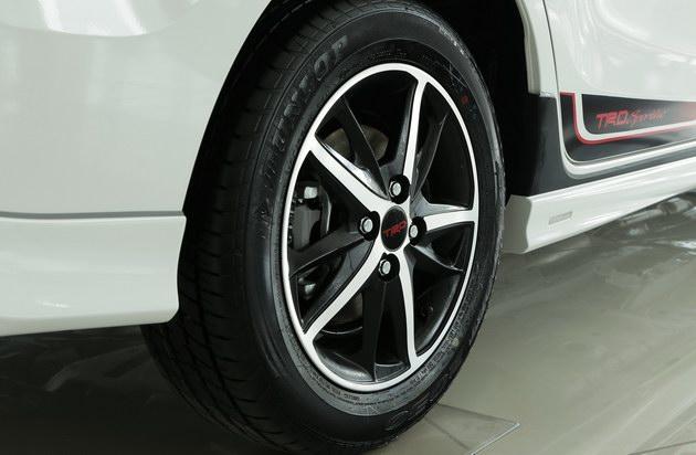 """Toyota Vios TRD - bản cao cấp nhất của """"vua"""" doanh số có gì? - 14"""