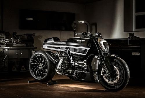 """Ducati Thiverval - """"Dị biệt"""" của sức mạnh - 1"""
