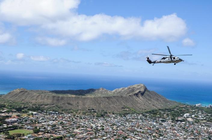 Mỹ: Hawaii, Alaska lo tìm nơi trú ẩn tên lửa Triều Tiên - 1