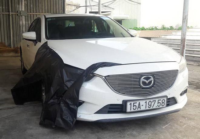 Nghi án giết người bằng ôtô sau mâu thuẫn ở vũ trường - 1