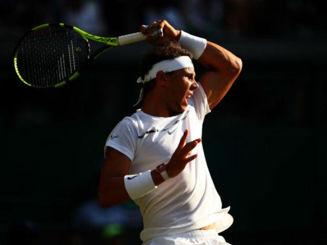TRỰC TIẾP tennis Nadal - Khachanov: