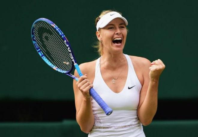 Tin NÓNG Wimbledon ngày 5: Sharapova không thèm xem Wimbledon - 1