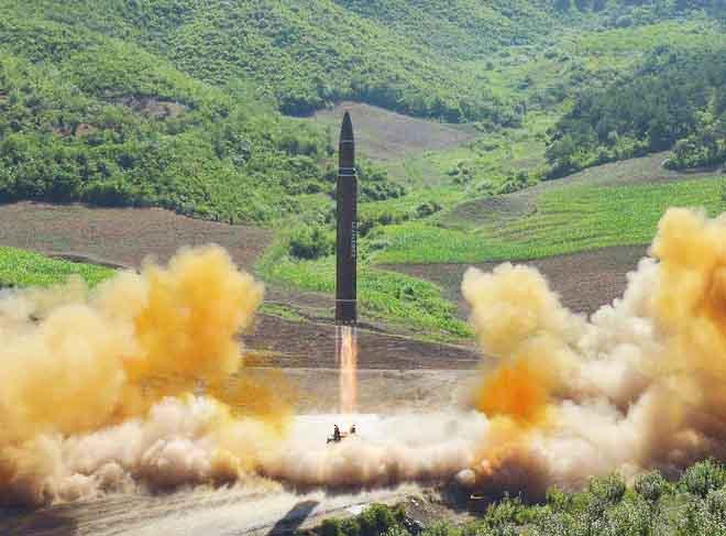 Tên lửa liên lục địa: Siêu vũ khí hủy diệt cả quốc gia - 1