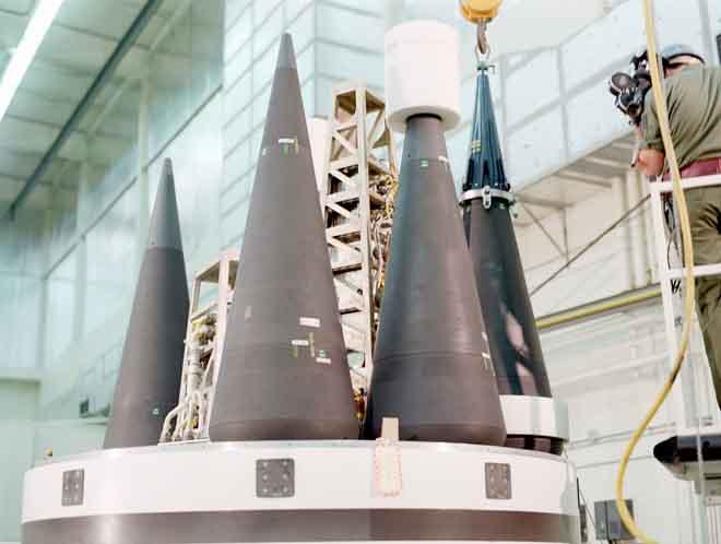 Tên lửa liên lục địa: Siêu vũ khí hủy diệt cả quốc gia - 4